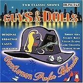 GUYS & DOLLS NEW CD