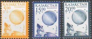 "2000 Kazakhstan Space Definitive issue.Sattellite ""Echo"" MNH"