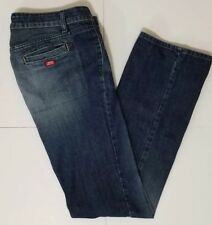 Women's Miss Sixty Straight Leg Denim Designer Jeans Size 31x35