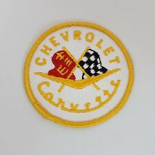NEW Old Stock Original Vintage 1970s Chevrolet Corvette Patch