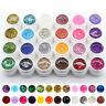 9 Colors UV Gel Nail Art Powder Glitter Dust Polish Acrylic Tips Decoration DIY