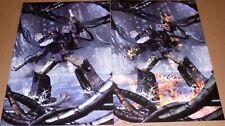 Transformers 4 Gallagher Shockwave Virgin Fellowship Variant Set Battle Damage
