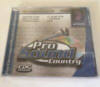 Pro Sound Sing Country 2001 v.9 Karaoke