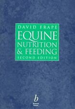 Equine Nutrition and Feeding by Frape, David L.
