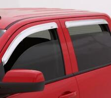 AVS for 07-18 Jeep Patriot Ventvisor Outside Mount Front & Rear Window Deflector