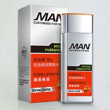 Hydra Pure & Matte Refreshing Moisturizing Face Skin Lotion Toner Oil 130ml Man