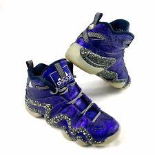"Adidas Kobe Crazy 8 ""Nightmare Before Christmas"" Mens Size 8 Kobe Bryant Shoes"
