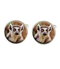 Lemur Mens Cufflinks Ideal Wedding Birthday Fathers Day Gift C381