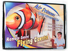 NEW AIR SWIMMERS REMOTE CONTROL CLOWNFISH William Mark Co. Fast Shipping