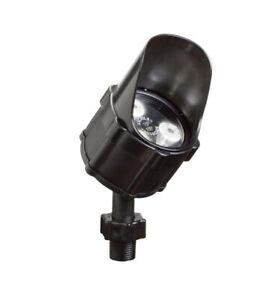 Kichler 15731BKT LED Accent 10 Degree Spot Light Textured Black