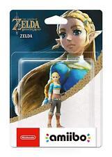 Amiibo Zelda (Breath of the Wild) (The Legend of Zelda Series) Brand New