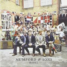 MUMFORD AND SONS BABEL CD ALBUM
