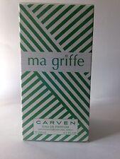 Carven MA GRIFFE 3.3oz Eau de PARFUM Spray, Factory Sealed,100% AUTHENTIC