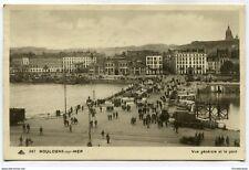 CPA-Carte postale-France  Boulogne sur Mer - Vue Générale et le pont - 1938 ( CP