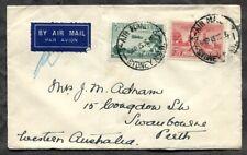 p297 - AUSTRALIA 1936 Domestic Airmail Cover