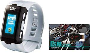 Pre-Order BANDAI Vital Breath Digital Monster White Dim Card Trial Japan A886