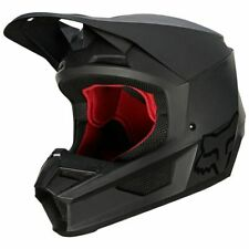 Fox Racing 21  V1 MIPS & Magnetic Visor release Helmet Adult Matte Blk 27739-255