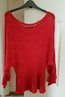 Select chunky jumper size M