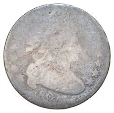 1807 Draped Bust Dime - Charles Coin Collection *722