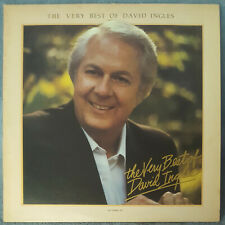 DAVID INGLES The Very Best 1984 LP Gospel BUY 2, GET 1 FREE