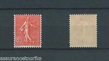 SEMEUSE LIGNÉE - 1924 YT 204 - 85 c. rouge - TIMBRE NEUF** LUXE - COTE 27,00 €