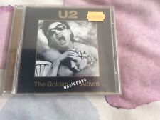 U2 The Golden Unplugged Album CD Rare Live And Other Tracks