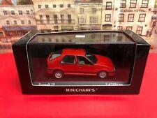 MiniChamps 1:43 scale Renault 19 1992 die cast model car