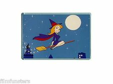 BEWITCHED TV RETRO 60's NOSTALGIA JUMBO COLOUR Fridge Magnet