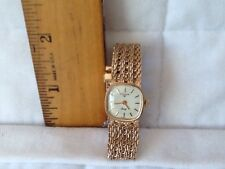 1973 WITTNAUER SWISS QUARTZ WOMEN'S WATCH GERMAN BAND PERFECT TIME, FINE COND.