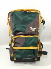 Rare Vintage Fenwick Made In Korea Fishing Hiking Outdoor Bag