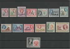 SOUTHERN RHODESIA 1953, SG 78-91, COMPLETE SET, MNH / MLH (SEE SCANS)