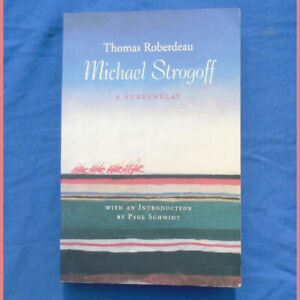 """Michael Strogoff"" Screenplay Book Thomas Roberdeau Jules Verne - Mint Condition"