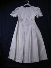 Boutique Girls Dress 12 WHITE Communion Wedding Confirmation NWT Vive La Fete