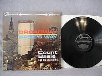 Count Basie & His Orchestra, Broadway Basie's Way, Command SCOM 107, 1967, JAZZ