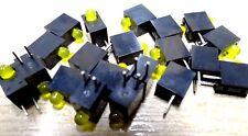 20x L-934CB/0.9m M LED 3mm angolo destro giallo 5-15mcd 60° Kingbright