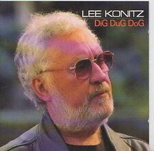 LEE KONITZ    CD   DIG DUG DOG