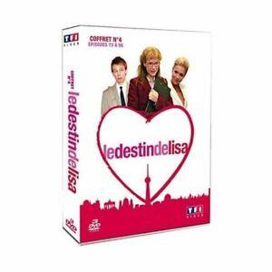 DVD - Le Destin de Lisa-Coffret N°04