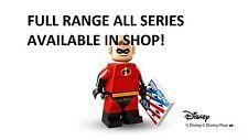 Lego Minifiguras Mr. Increible Disney Series (71012) Nuevo Sellado De Fábrica