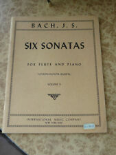 Flute Sonata Classical Sheet Music & Song Books