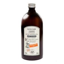 Black Liquid Soap - Citrus - 1 Litre - La Maison du Savon de Marseille