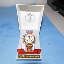LORUS DISNEY MICKEY MOUSE The Melody Mickey Watch mint nib