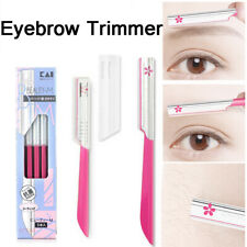 5pcs Stainless Steel Hair Remover Tool Portable Face Razor Eye Eyebrow Trimmer