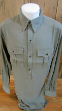 WWII GERMAN M31 KNIT COMBAT SERVICE SHIRT XLARGE