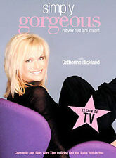 Simply Gorgeous Catherine Hickland (DVD) - Ex Library -  **DISC ONLY**