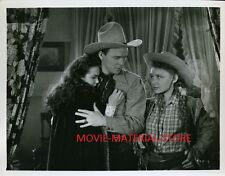 """Roy Rogers In Old Cheyenne 8x10"""" Photo From Original Negative #L7415"""