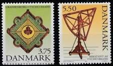 Denemarken postfris 1995 MNH 1110-1111 - Tycho Brahe