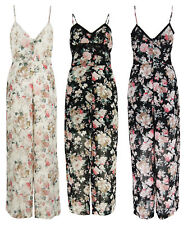 Chiffon Plus Size Floral Summer/Beach Dresses for Women
