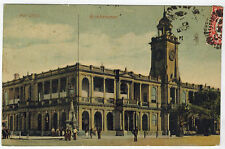 Post Office in Rockhampton, Queensland, 1911 to France, postage due marking