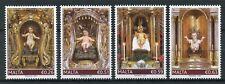 Malta 2017 MNH Christmas Baby Jesus Nativity 4v Set Seasonal Stamps