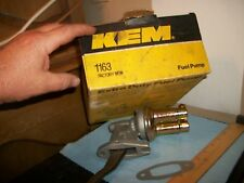 "Kem 1163 Mechanical ""Fuel Pump"", Extra Duty Fuel Pump,Ford. Free USA Shipping!"